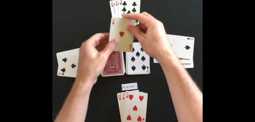 How To Play 31 (Card Game)